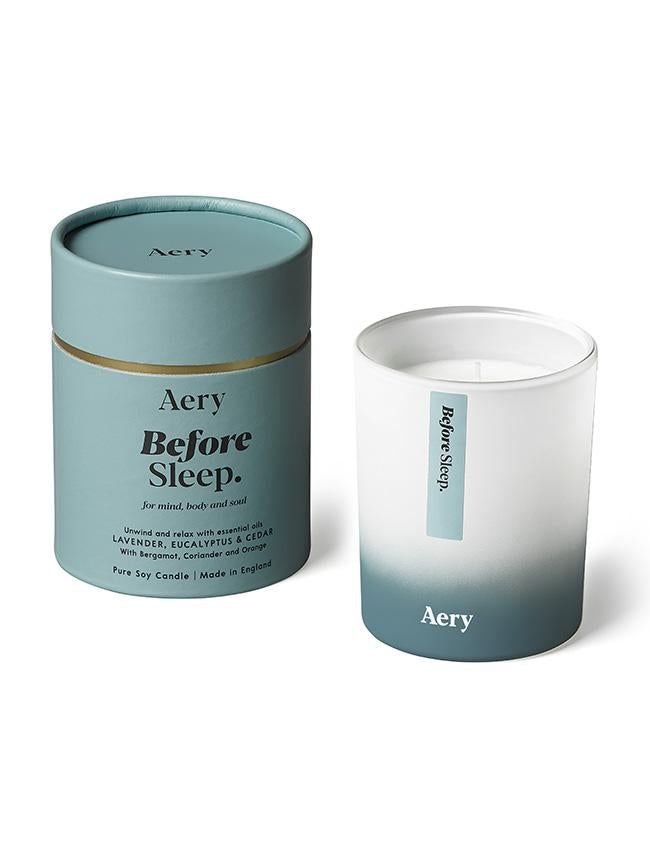 Before Sleep Scented Candle by Aery Living