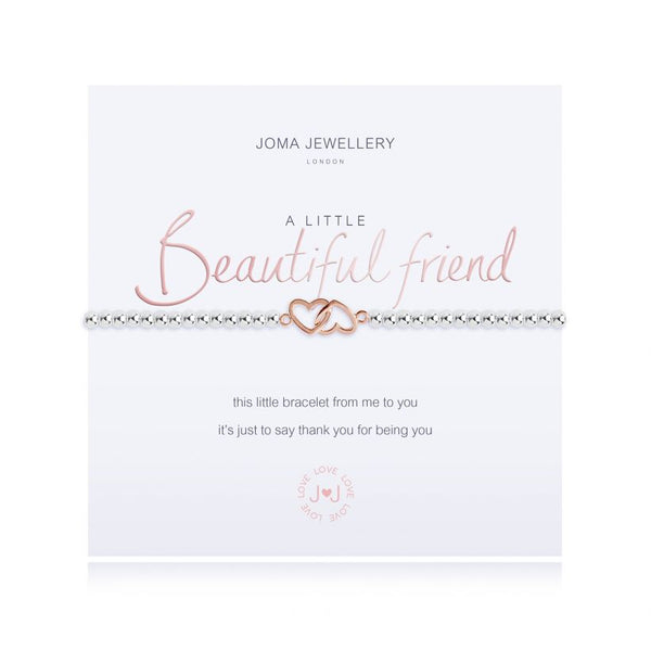 Joma Jewellery A Little Beautiful Friend Bracelet - 2685