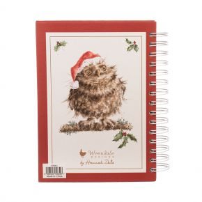 Christmas Planner by Wrendale Designs