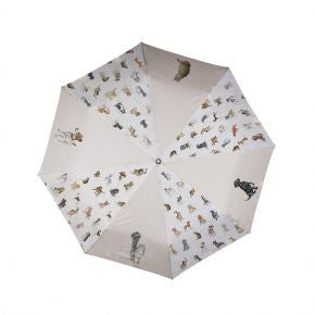 Wrendale Designs It's Raining Cats and Dogs Umbrella