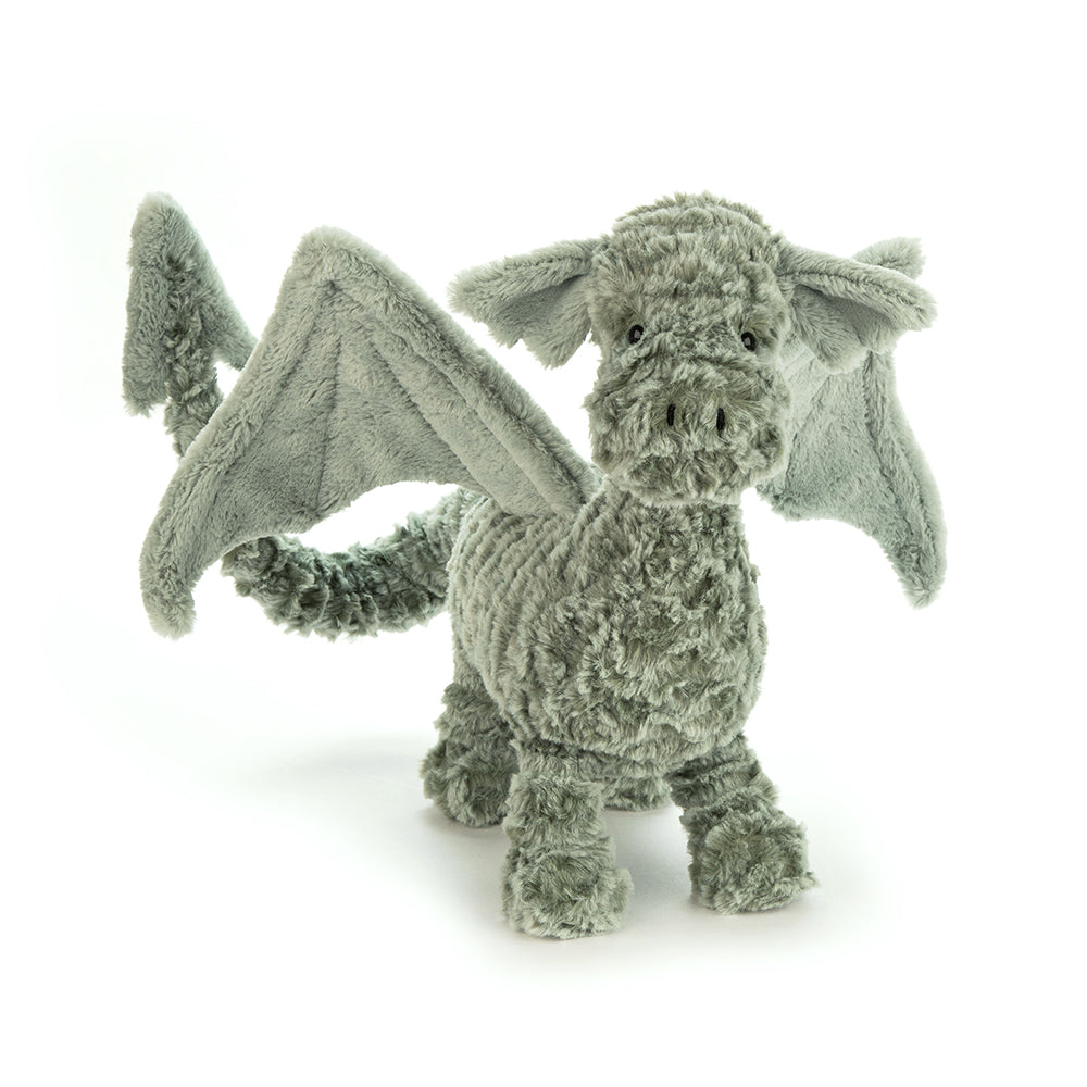 Drake the Dragon from Jellycat (little)