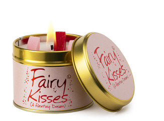 Lily-Flame Scented Candle - Fairy Kisses