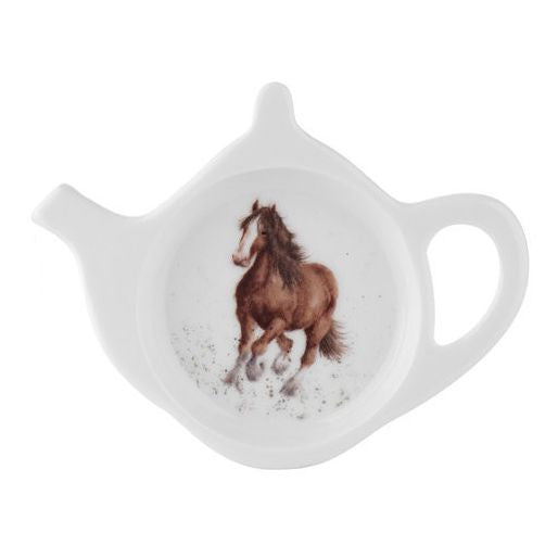 Gigi Horse Teabag Tidy By Hannah Dale - Wrendale Designs