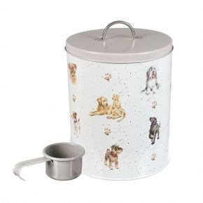 Wrendale Designs Dog Food Tin
