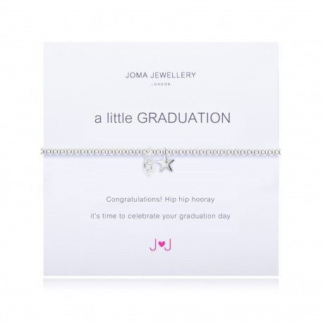 Joma Jewellery A Little Graduation Bracelet
