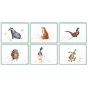 Wrendale Designs Table Mats