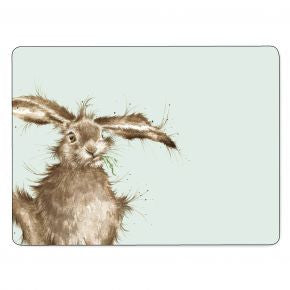 Wrendale Designs Hare Placemats