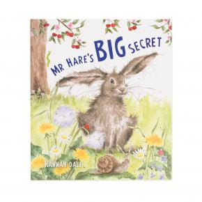 Wrendale Designs Book - Mr Hare's Secret