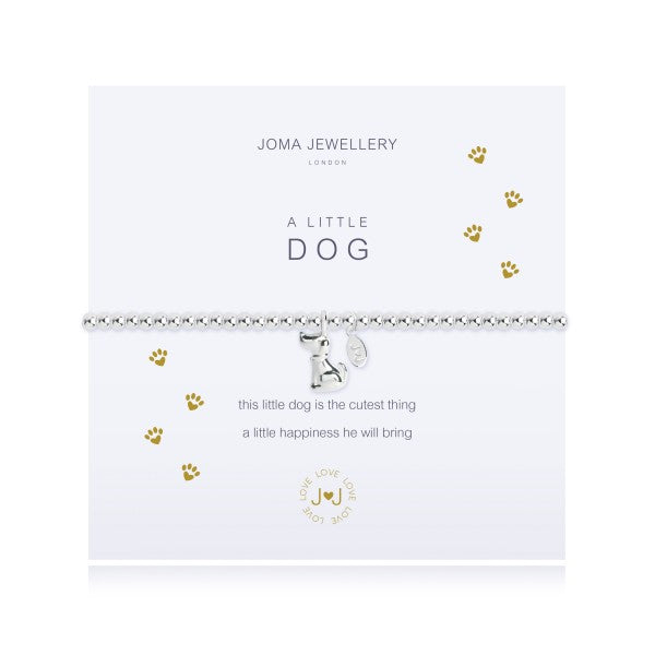 Joma Jewellery A Little Dog Bracelet - 2276