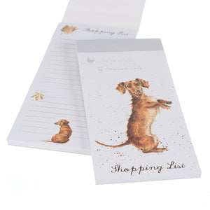 Sausage Dog Sausage Pad by Wrendale Designs SP008