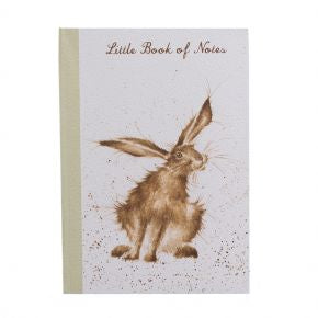 Wrendale Designs A5 Hare Notebook - N001