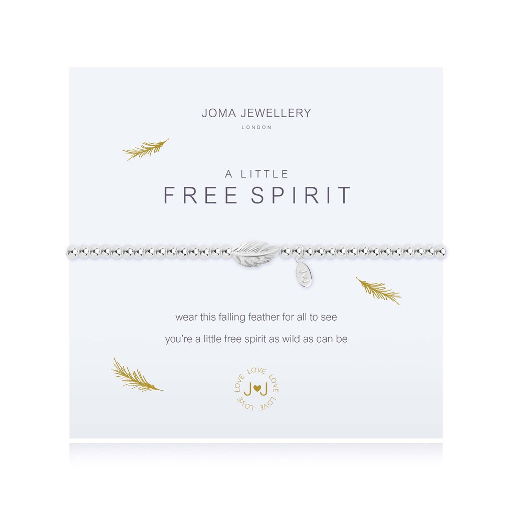 Joma Jewellery A Little Free Spirit Bracelet 1000 | Two Spotty Dogs