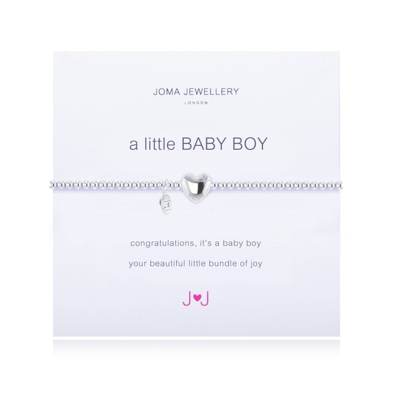 Joma Jewellery A Little Baby Boy Bracelet - 1088