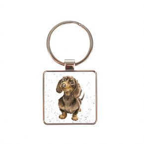 Little One (Dachshund) Keyring by Wrendale Designs