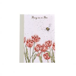 A6 Notebook Bee by Wrendale Designs