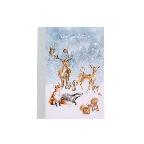 A6 Notebook Winter Wonderland by Wrendale Designs