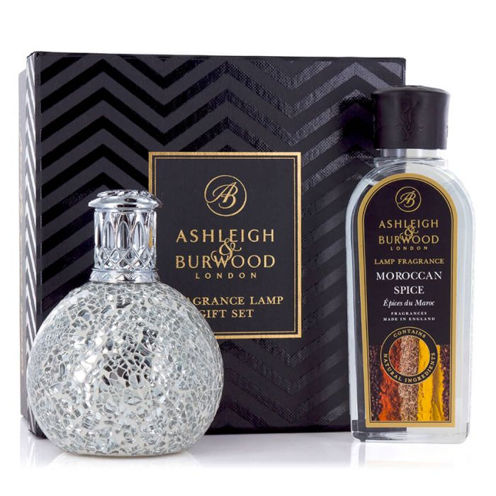 Fragrance Lamp Gift Set - Twinkle Star and Moroccan Spice by Ashleigh & Burwood