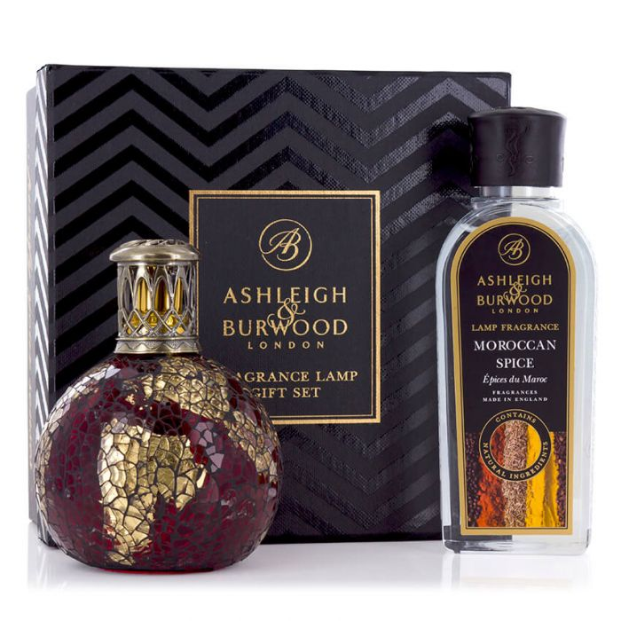 Dragon's Eye Fragrance Lamp Gift Set by Ashleigh & Burwood