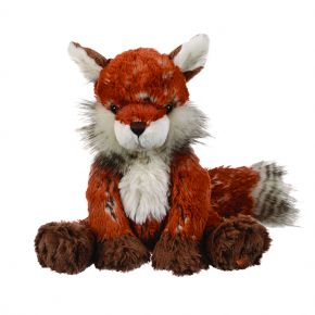 'Autumn' Fox Plush Character by Wrendale Designs