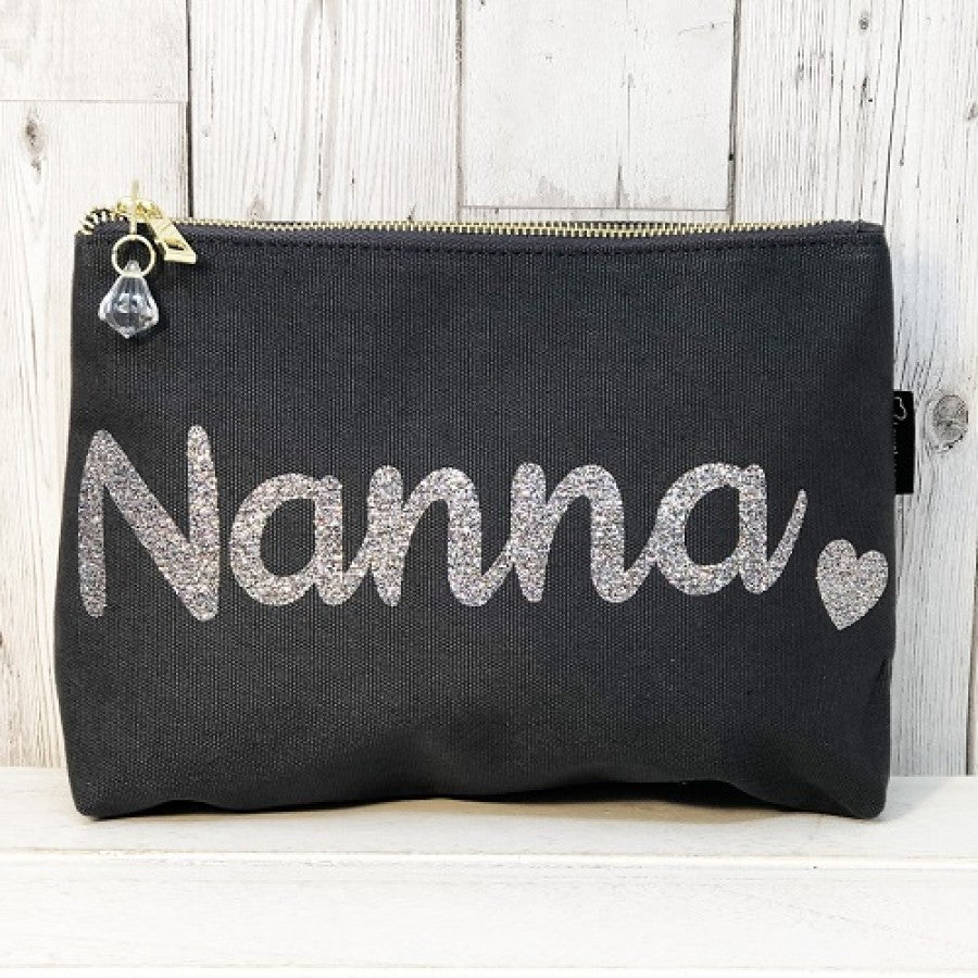 Bespoke Script Bag - Nanna by Love The Links  - 30% off NOW ONLY 10.50