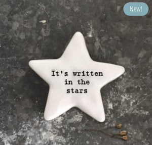 Star Token - It's Written In The Stars by East of India 6763