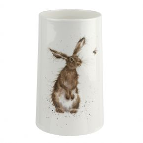 The Hare & The Bee Vase by Wrendale Designs