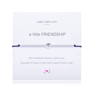 Joma Jewellery A Little Friendship Bracelet - Blue