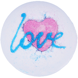 Bath Bomb by Bomb cosmetics - All you need is love