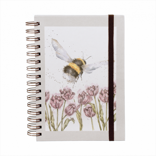 Bee Notebook by Wrendale Designs