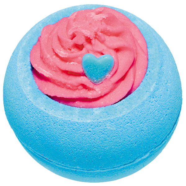 Blueberry Funday Bath Blaster by Bomb Cosmetics
