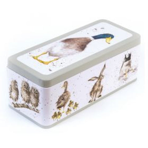 Cracker Tin by Wrendale