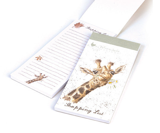 Giraffe Shopping Pad
