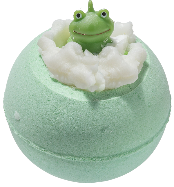 It's Not Easy Being Green Bath Blaster by Bomb Cosmetics