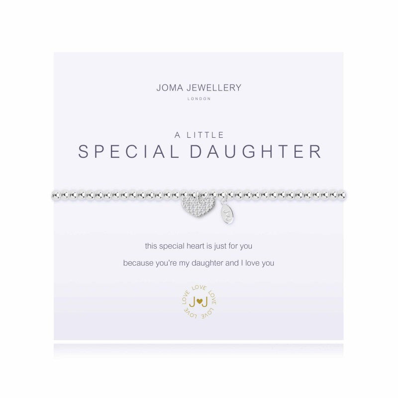 Joma Jewellery - A Little Special Daughter Bracelet 1663