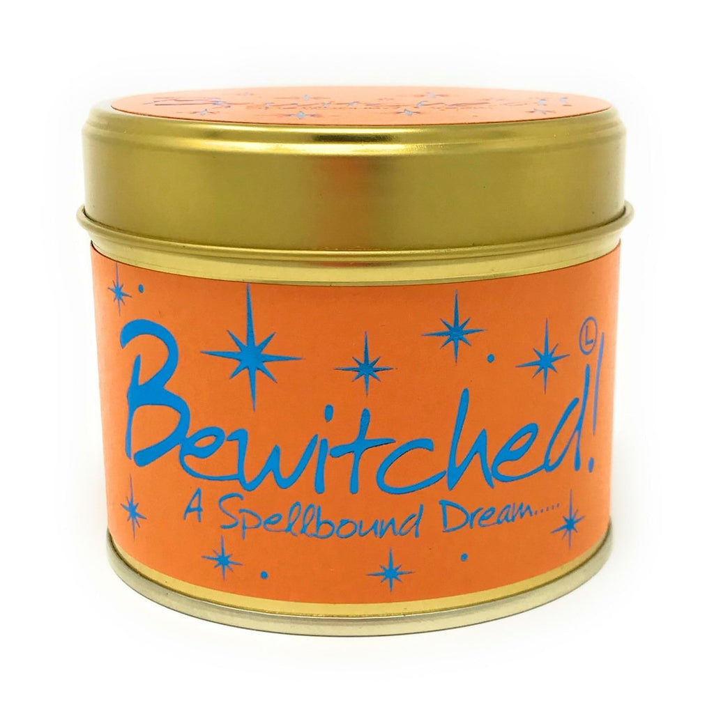 Bewitched Tinned Candle By Lily-Flame