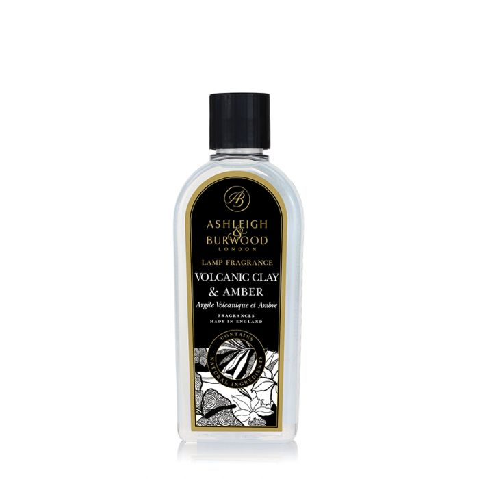 Volcanic Clay & Amber Fragrance Oil by Ashleigh & Burwood