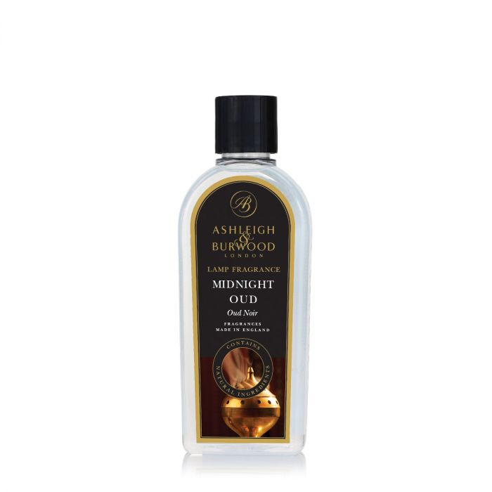 Midnight Oud Lamp Fragrance by Ashleigh & Burwood