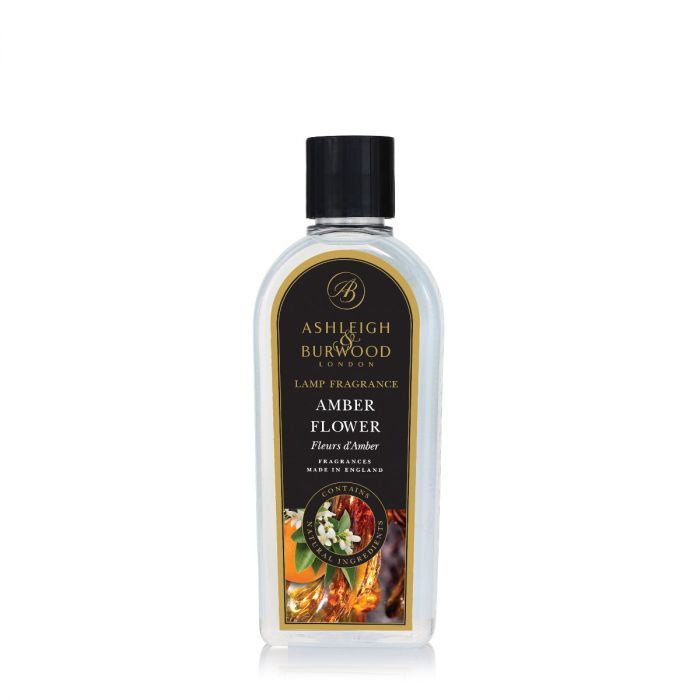 Amber Flower Lamp Fragrance by Ashleigh & Burwood