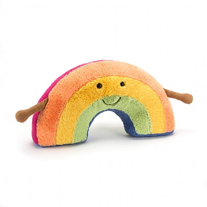 Amuseable Rainbow by Jellycat