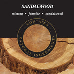 Sandalwood Lamp Fragrance by Ashleigh & Burwood