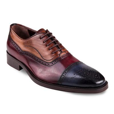 Noga Tricolor Oxfords 11005 - Tajna Club
