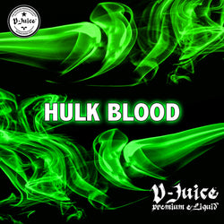 Hulk Blood Eliquid 50/50 Vg/pg 10Ml