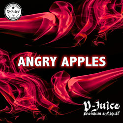 Angry Apples Eliquid 50/50 Vg/pg 10Ml