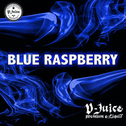 Vjuice Blue Raspberry Eliquid 50/50 Vg/Pg 10ml