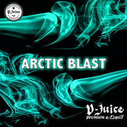 Vjuice Arctic Blast Eliquid 50/50 Vg/Pg 10ml