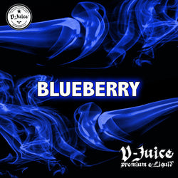 Vjuice Blueberry Gourmet Eliquid 50/50 Vg/Pg 10ml