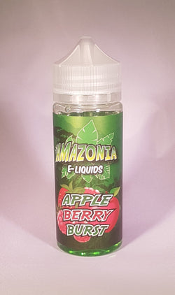 Amazonia Apple Berry Burst 100mls Tpd Compliant