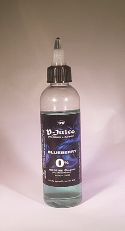 V Juice Blueberry High Vg 100ml
