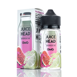 JUICE HEAD E-LIQUID - WATERMELON LIME - 100ML