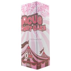 Circus Coconut Cake 80Ml